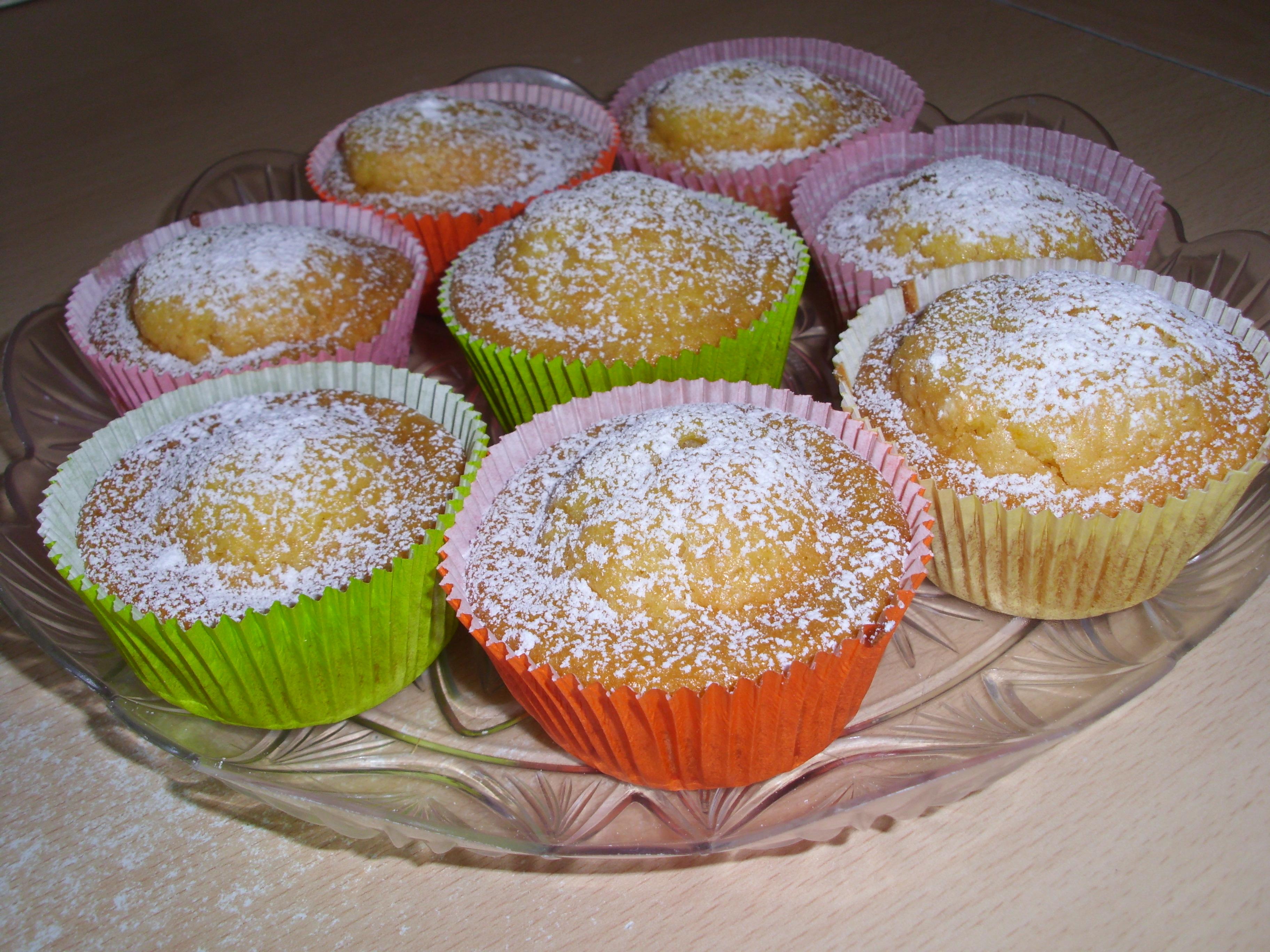 Muffin zucca ed arancia | Dal dolce al salato con Lucia