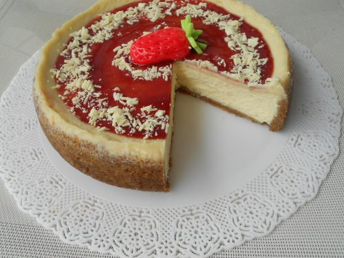 American o New York cheesecake