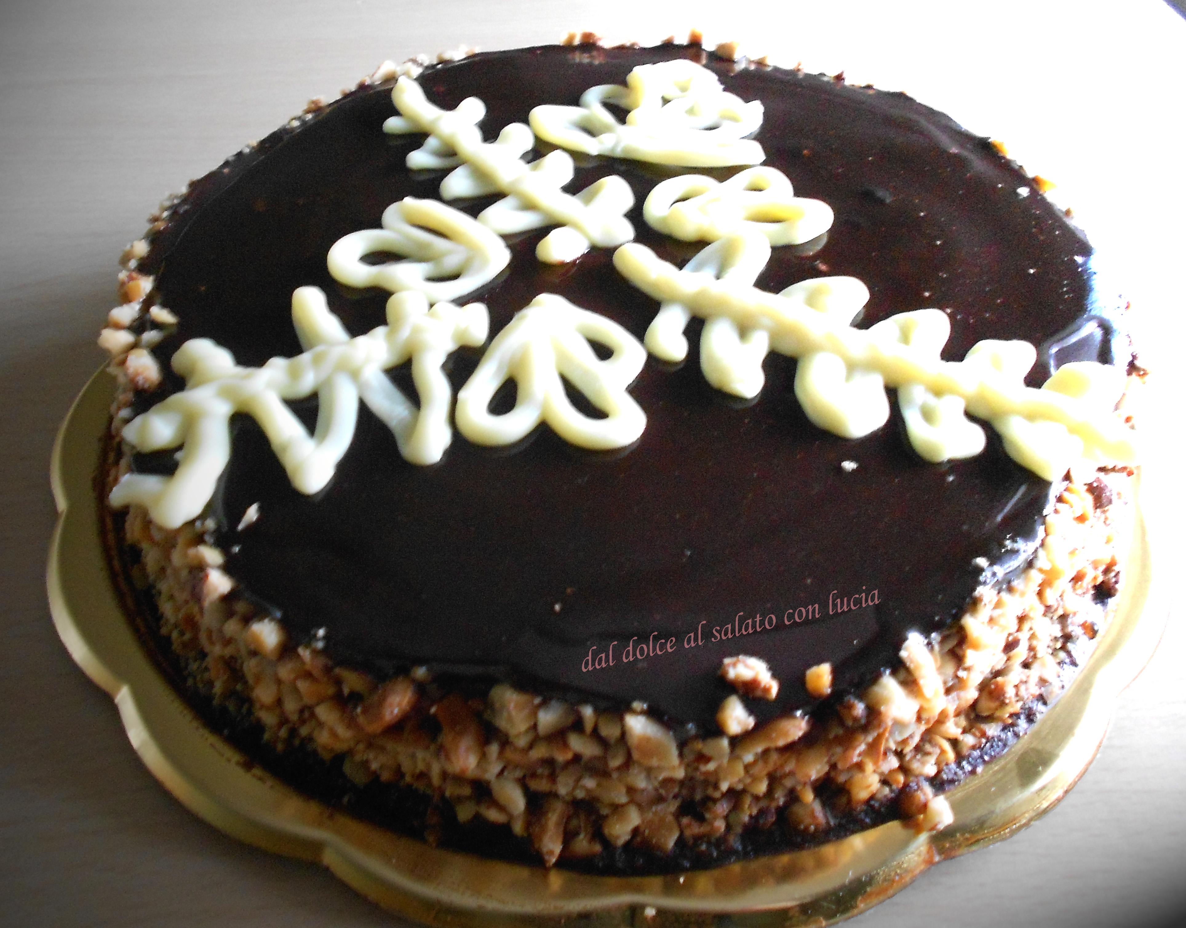 Torte Da Credenza Montersino : Dacquoise alle nocciole di montersino con bavarese al cioccolato e