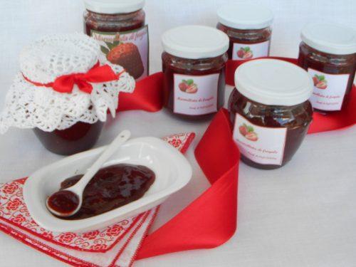 Marmellata di fragole senza fruttapec, ricetta con foto