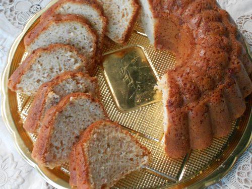 Babà salato o rustico con pasta madre