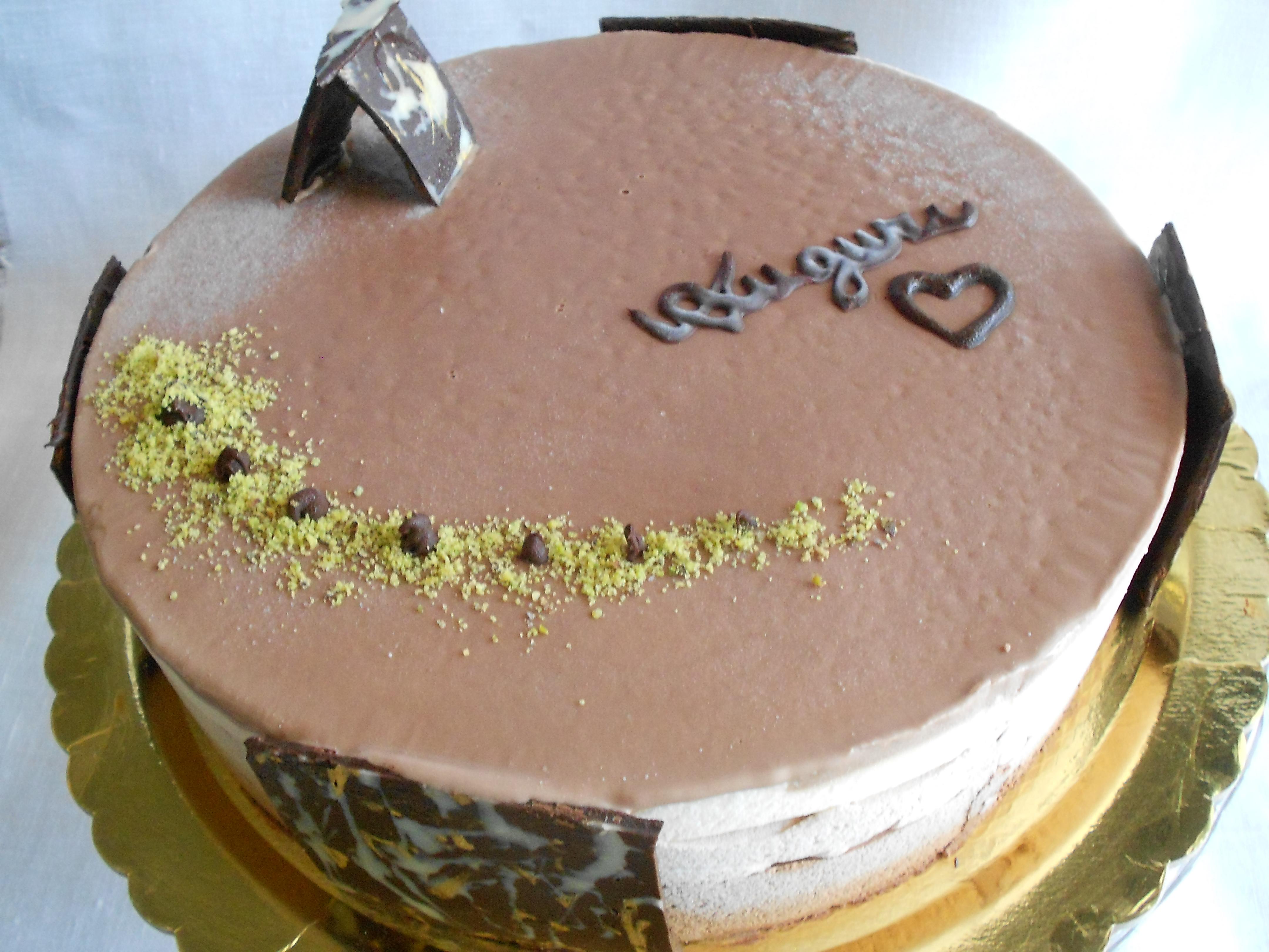 Torte Da Credenza Montersino : Torta bavarese ai tre cioccolati di luca montersino dal dolce al