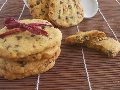 Chocolate chips cookies, come ti preparo i cookies al cioccolato
