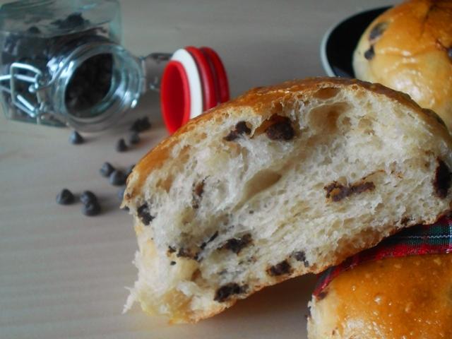 Pan goccioli con yogurt, senza uova e burro