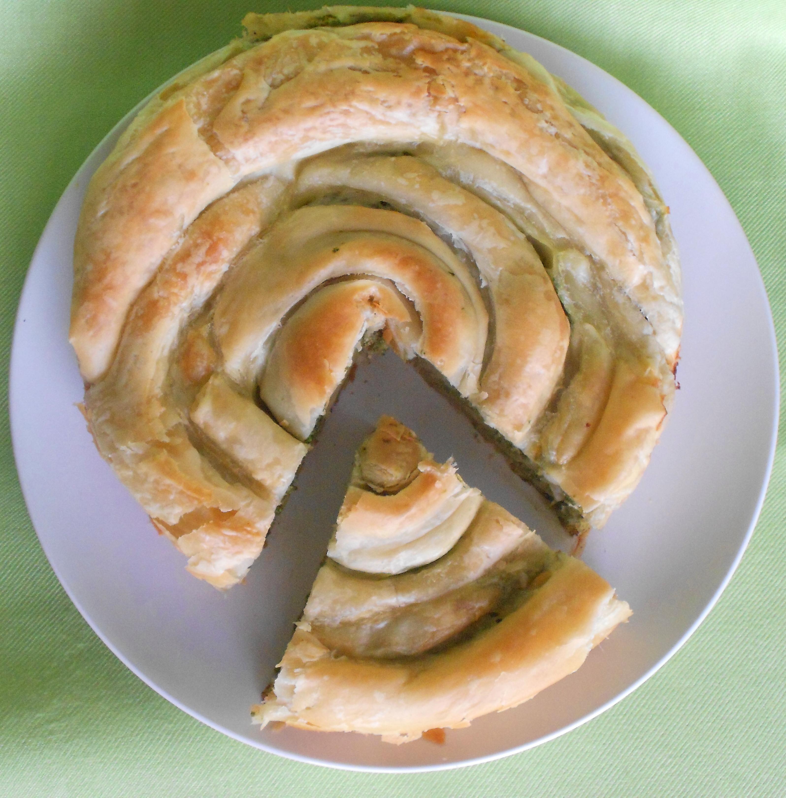 Pasta sfoglia ricette con ricotta