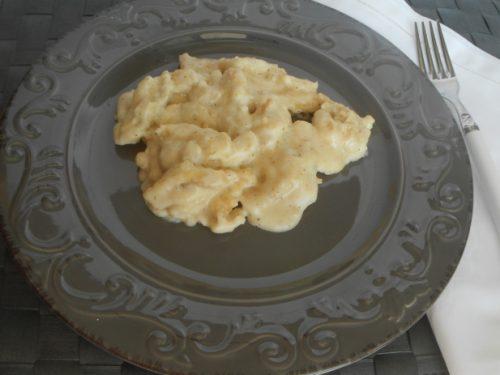 Straccetti di pollo al latte, ricetta semplice e veloce