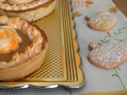 Pumpkin pie mini tarts, ovvero tortine di zucca per Re cake 13