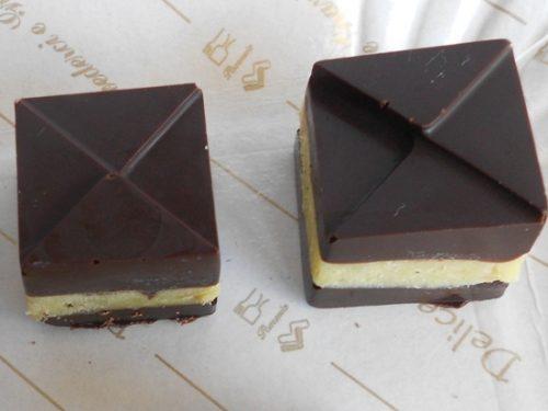 Cioccolatini ripieni con temperaggio facile (per inseminazione)