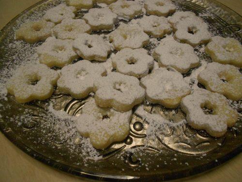 Canestrelli, i biscotti come da tradizione