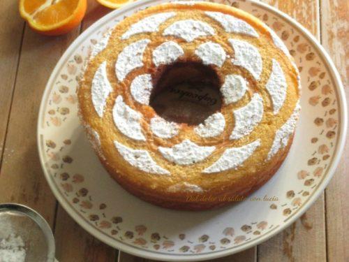 Pan d'arancio, ricetta semplice e soffice senza burro