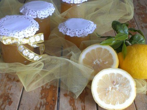 Marmellata di limoni con scorzette, ricetta con foto