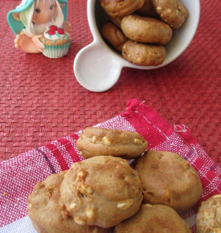 Fior di biscotti integrali e vegan con farina di farro for Aspetto rustico