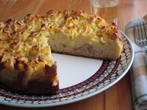 Torta salata Duchessa