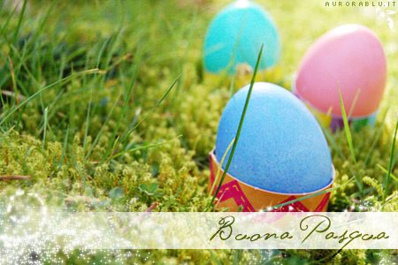Auguri di Buona Pasqua a tutti!