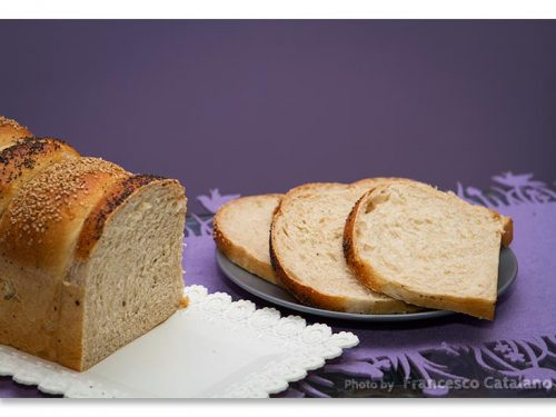 Sofficissimo pan bauletto allo yogurt e water roux, ricetta con foto