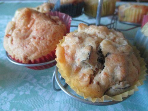 Muffin salati, ricetta base con foto