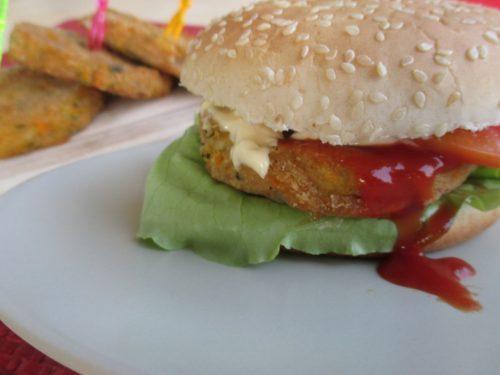 Vegburger, ricetta con foto