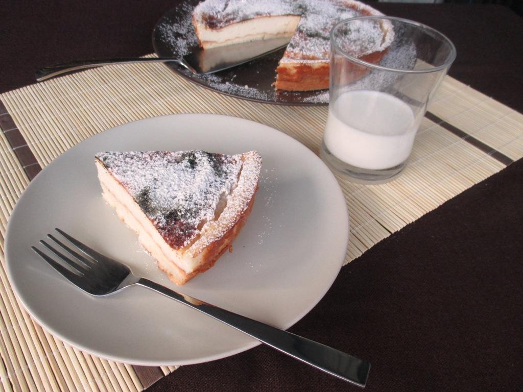 La torta del casaro di Sal De Riso, trionfo di ricotta