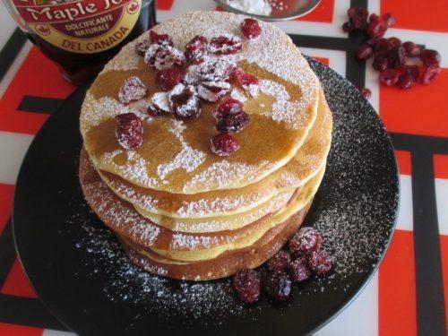 Pancakes senza burro, ricetta  facile