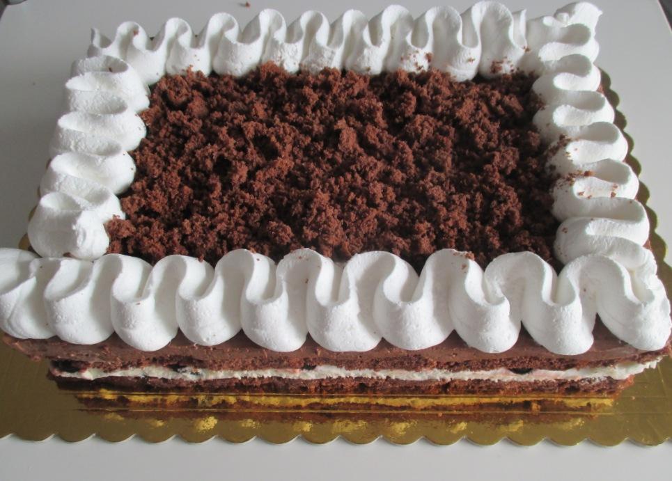 Torte Da Credenza Montersino : Torta tronchetto foresta nera di luca montersino dal dolce al