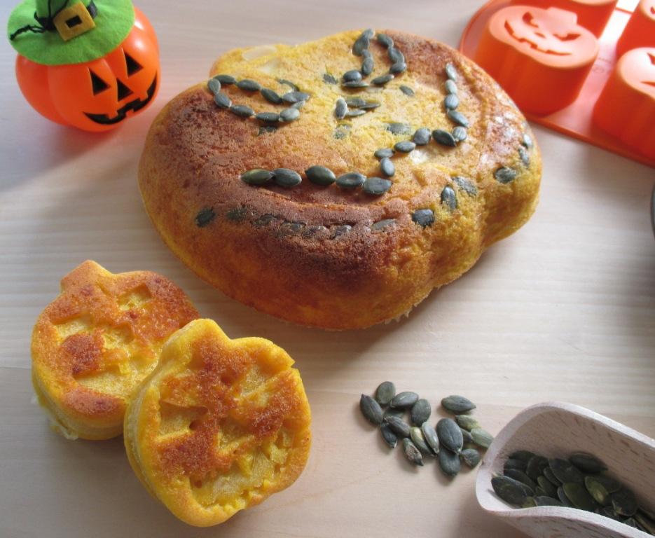 Torta salata o muffin salati alla zucca, una ricetta per Halloween e non solo!