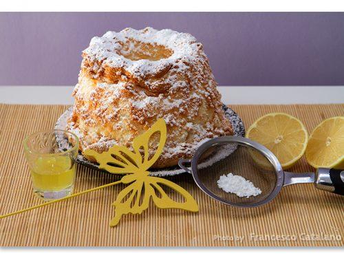 Angel food cake, ricetta di Luca Montersino
