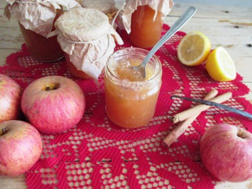 Confettura di mele annurche campane, ricetta con foto