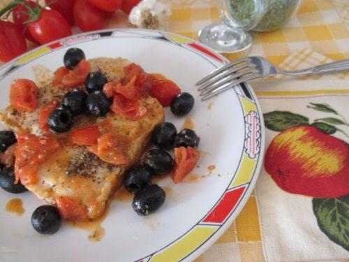 Cuori di merluzzo alla pizzaiola