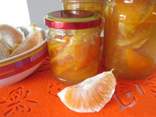 Scorzette candite di arancia