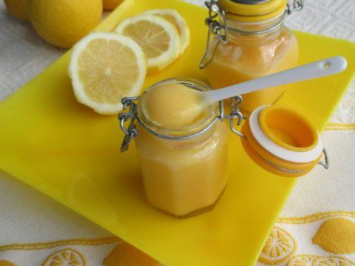 Lemon curd, ricetta anglosassone