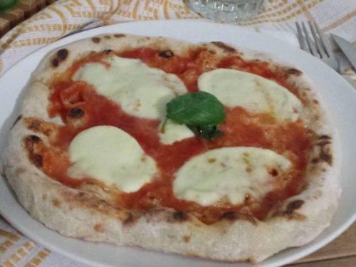 Pizza al piatto con li.co.li e metodo cottura padella-grill