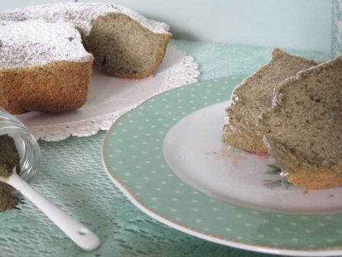 Ciambellone allo Stevia, senza zucchero nè burro