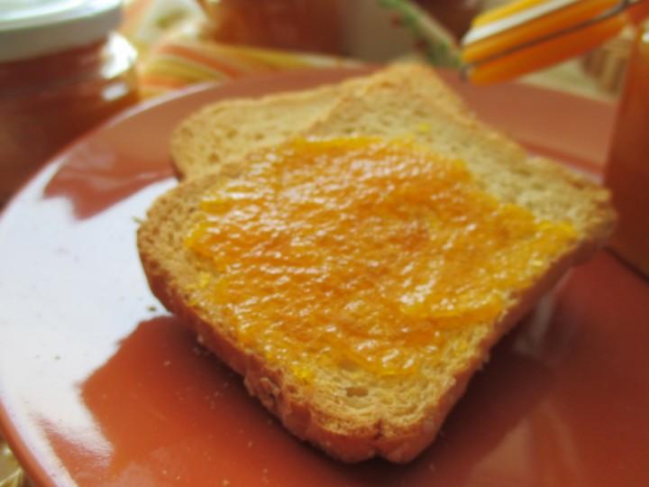 marmellata di agrumi misti