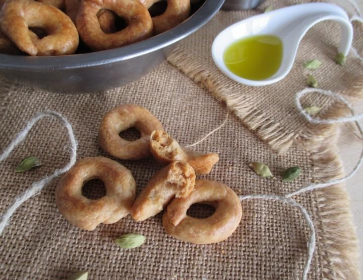 Tarallini pugliesi all'olio extravergine d'oliva