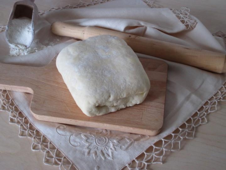 Pasta sfoglia veloce