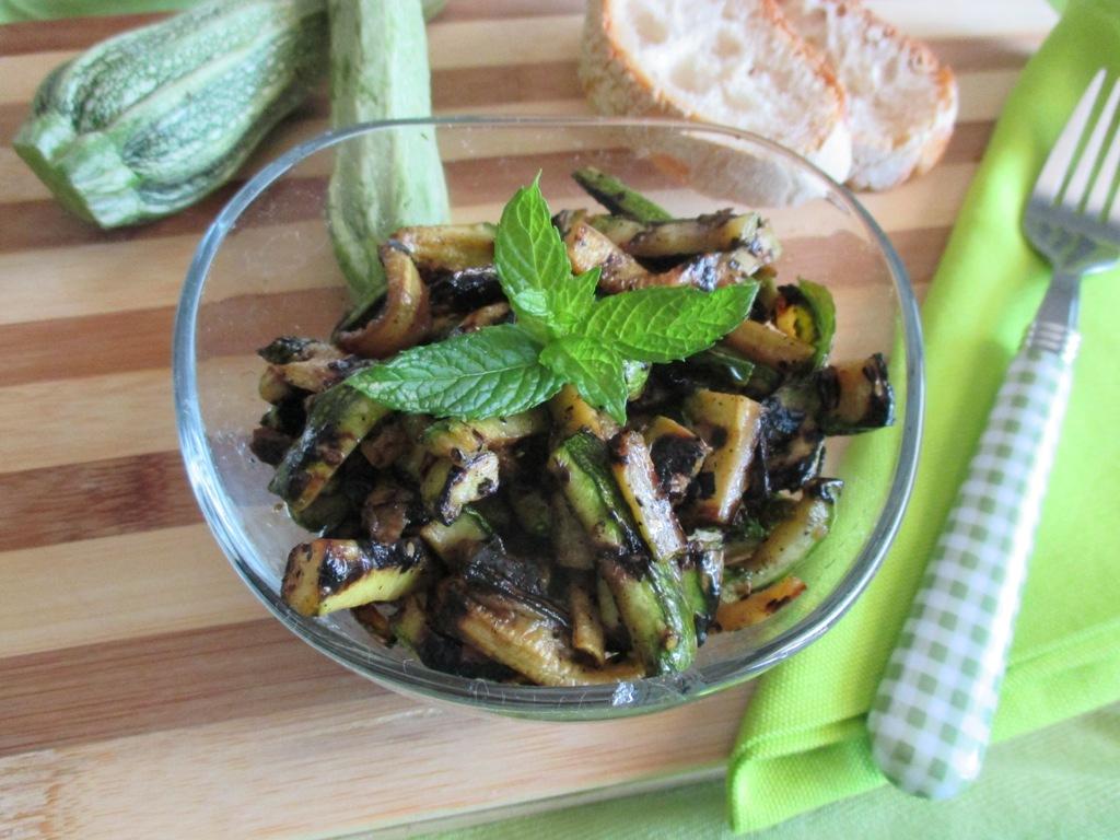 Zucchine saporite, contorno facile e sfizioso