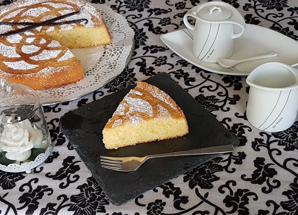 Dolci Da Credenza Torta Paradiso : Torta paradiso di iginio massari dal dolce al salato con lucia