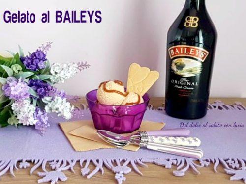Gelato al Baileys