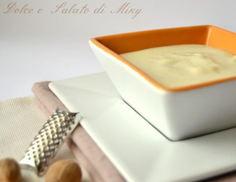 Besciamella senza glutine di Dolce e Salato di Miky