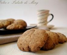 Biscotti Caffè e Cioccolato