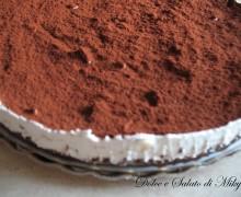 Torta Fresca al gusto di Caffè e Cacao con Soffice Panna