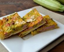 Torta Salata con Zucchine e Philadelphia