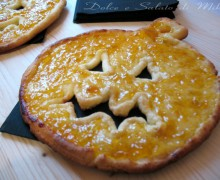 Crostata per Halloween