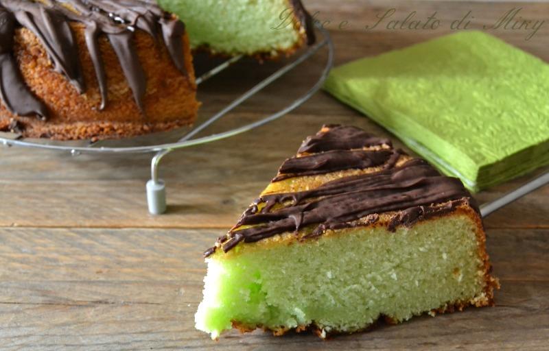 ricetta torta cioccolato e menta | Dolce e Salato di Miky