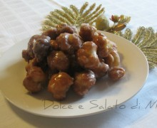 Pirichittus Fritti, dolci tipici sardi