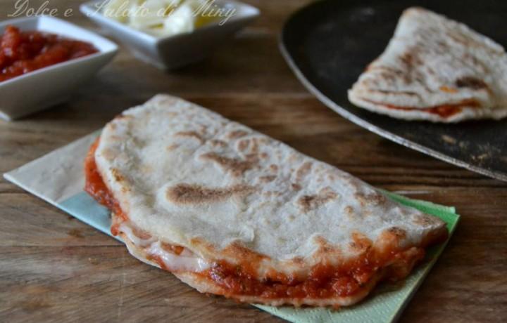 Pizza in padella, cottura senza forno