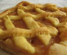 Crostata rustica con le mele