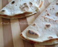 Pizza senza forno, cottura in padella