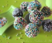 Cake pops alla nutella