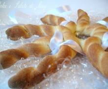 Stella di pane al latte